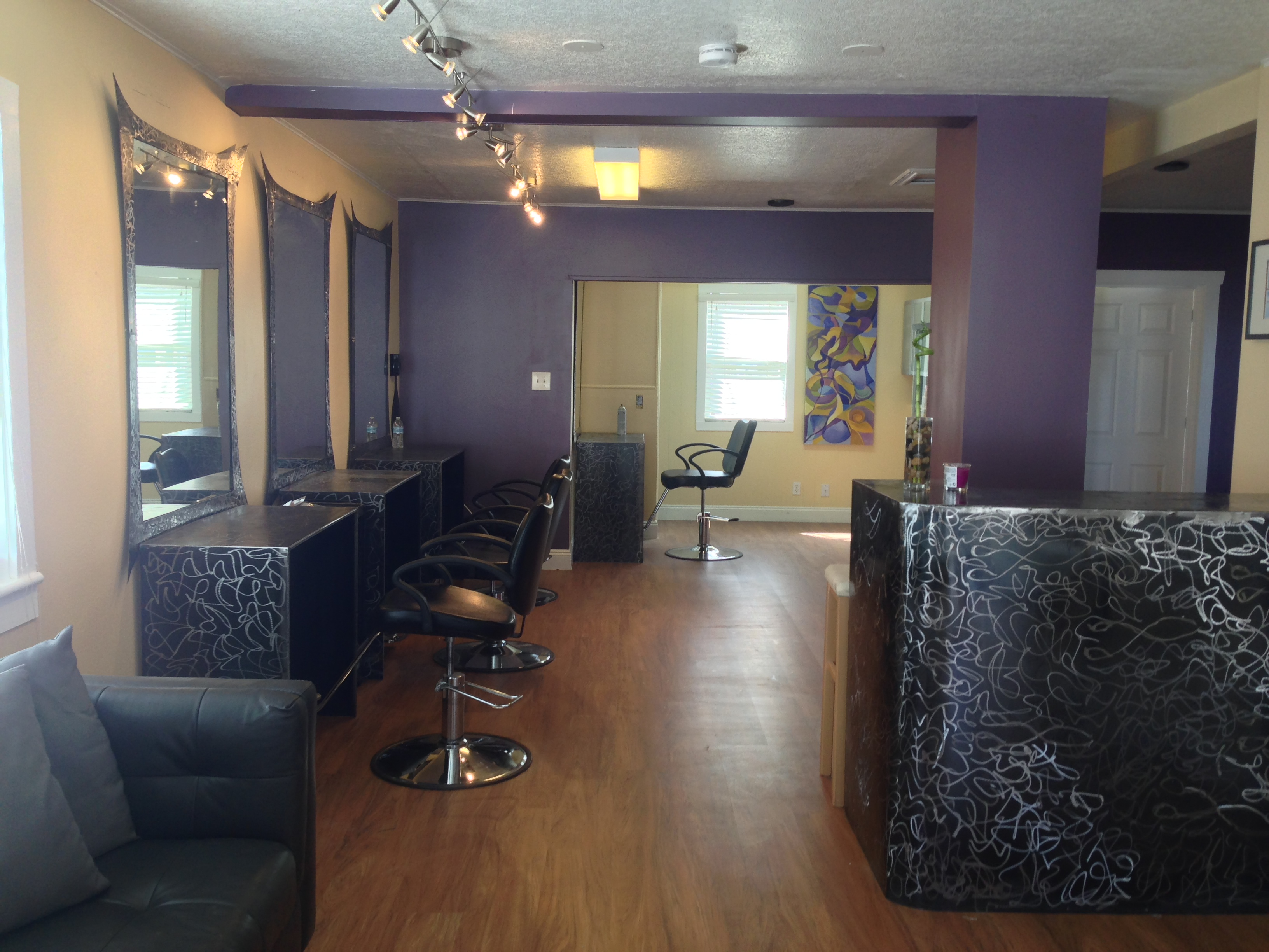 Home beauty concepts salon for A total concept salon